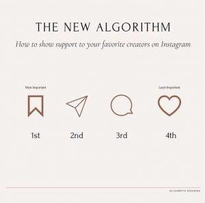 ie instinct_instagram algorithm