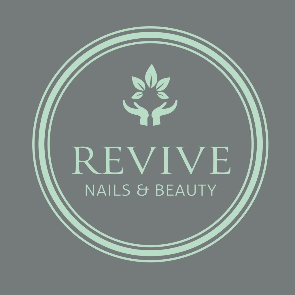 Revive logo_Green Grey